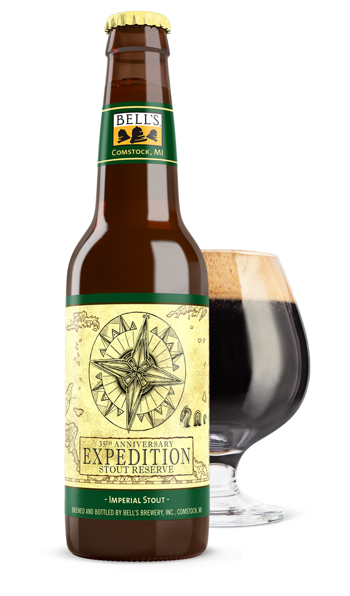 35th Anniversary Expedition Stout Reserve Beer
