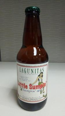 A Little Sumpin' Sumpin' Ale Beer