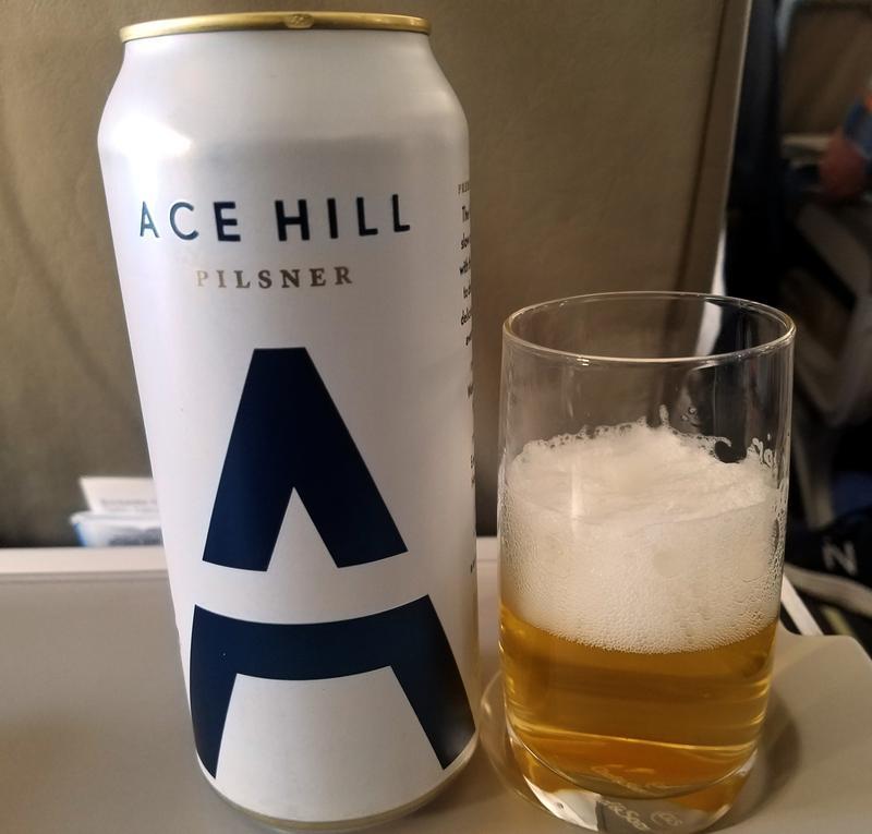 Ace Hill Pilsner Beer