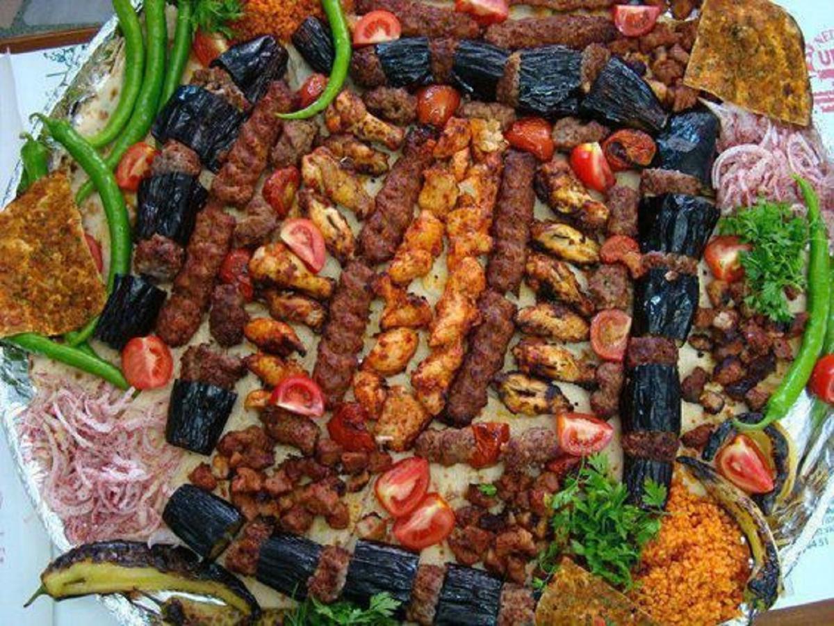 Adana Kebabi