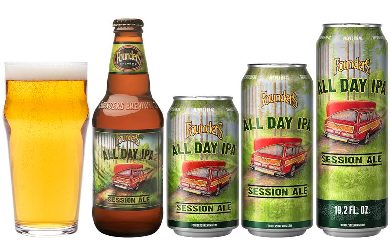 All Day IPA Beer