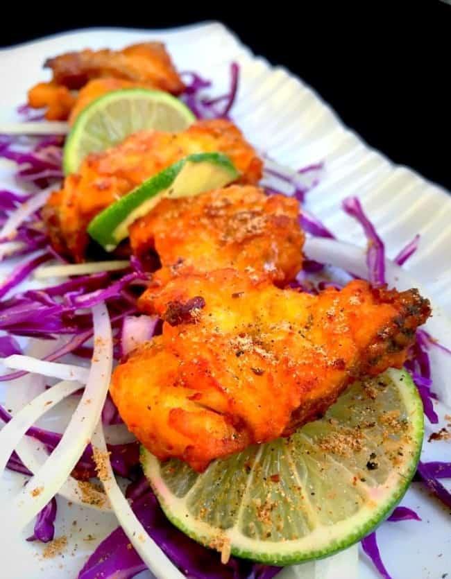 Amritsari Fish Pakora