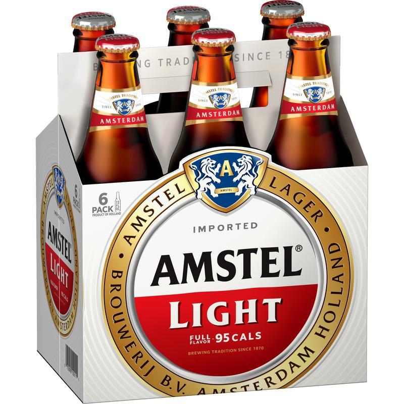 Amstel Light Beer
