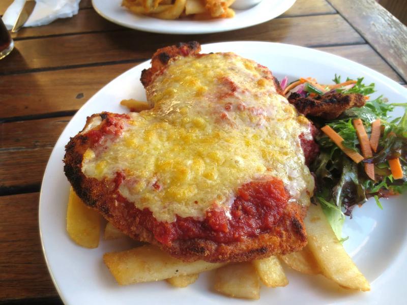 Australian Schnitzel