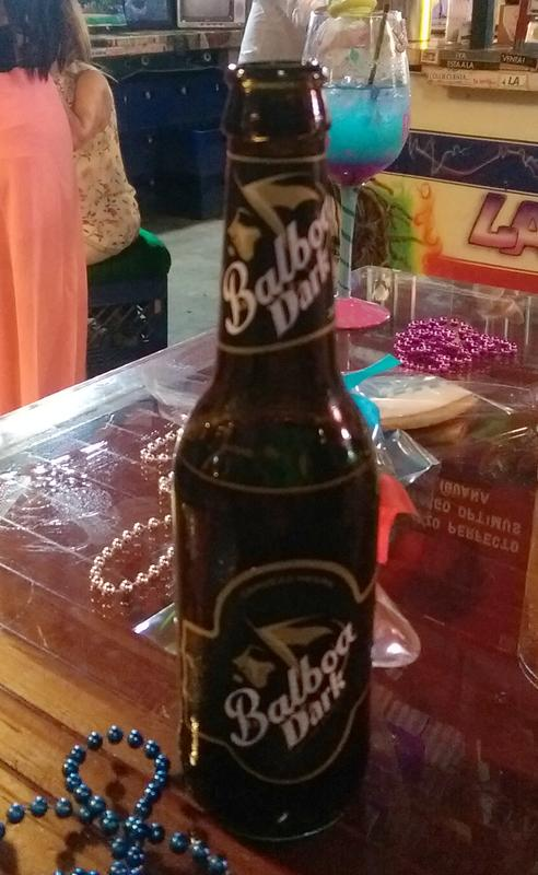 Balboa Dark Beer