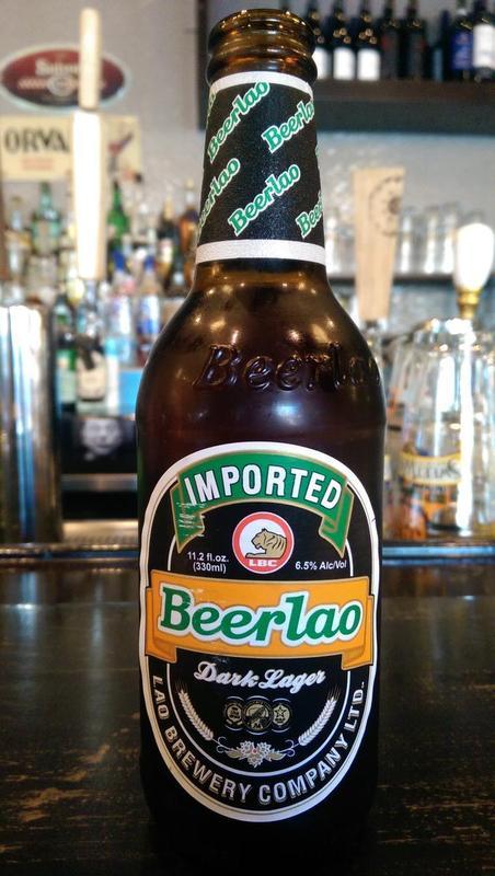 Beerlao Dark Lager Beer