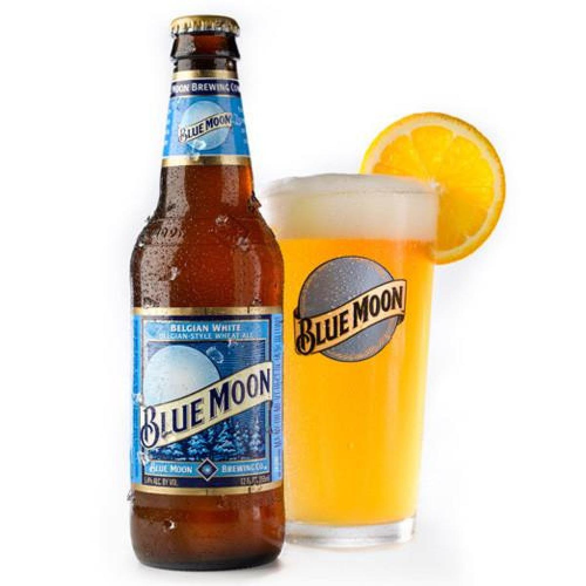 Blue Moon Belgian White Beer
