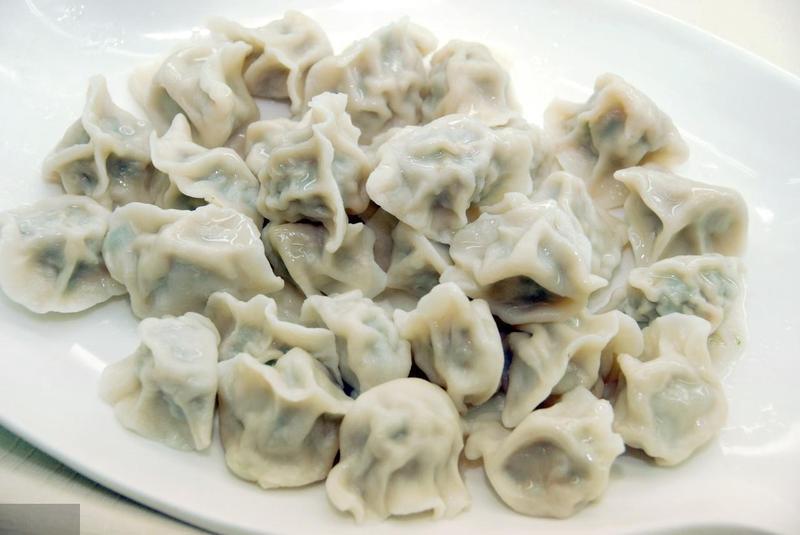 Boiled Dumplings