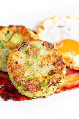 British Potato Cakes