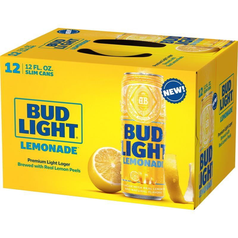 Bud Light Lemonade Beer
