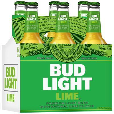 Bud Light Lime Beer