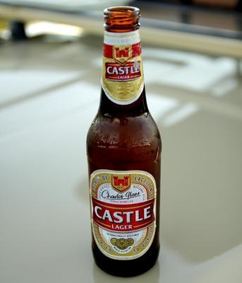 Castle Lager Beer