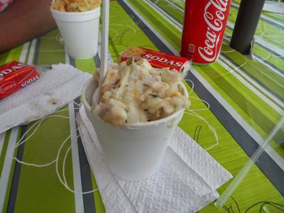 Ceviche Del Mercado De Mariscos
