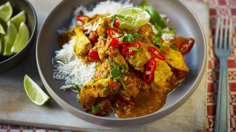 Chicken Jalfrezi Bangladeshi Indian Pakistani
