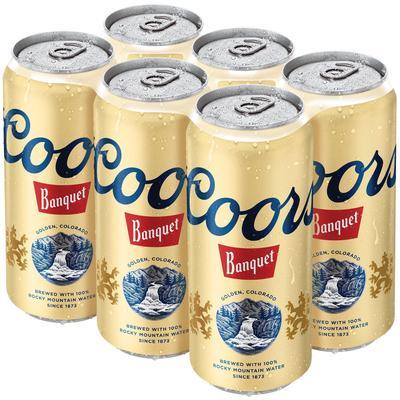 Coors Banquet Beer