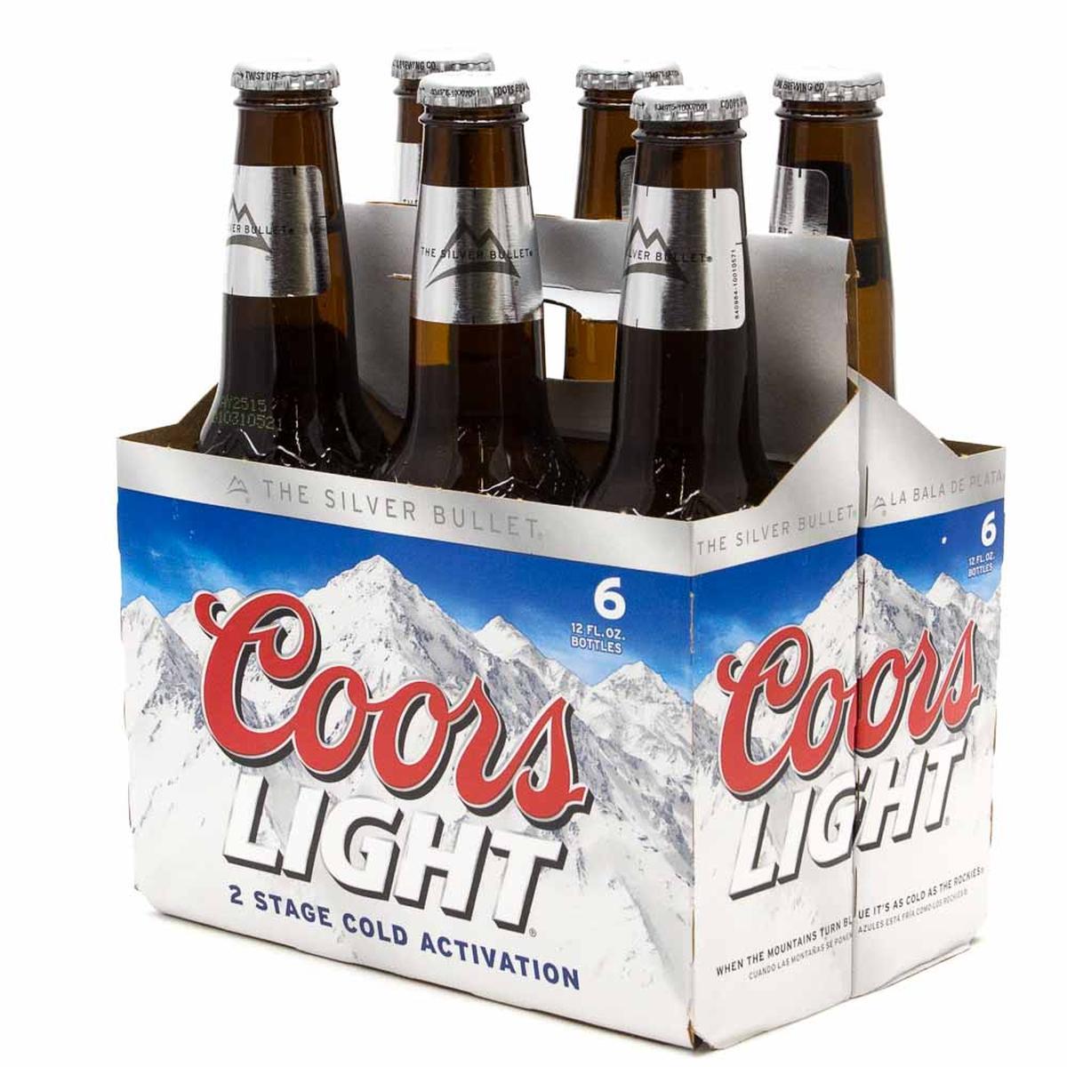 Coors Light Beer