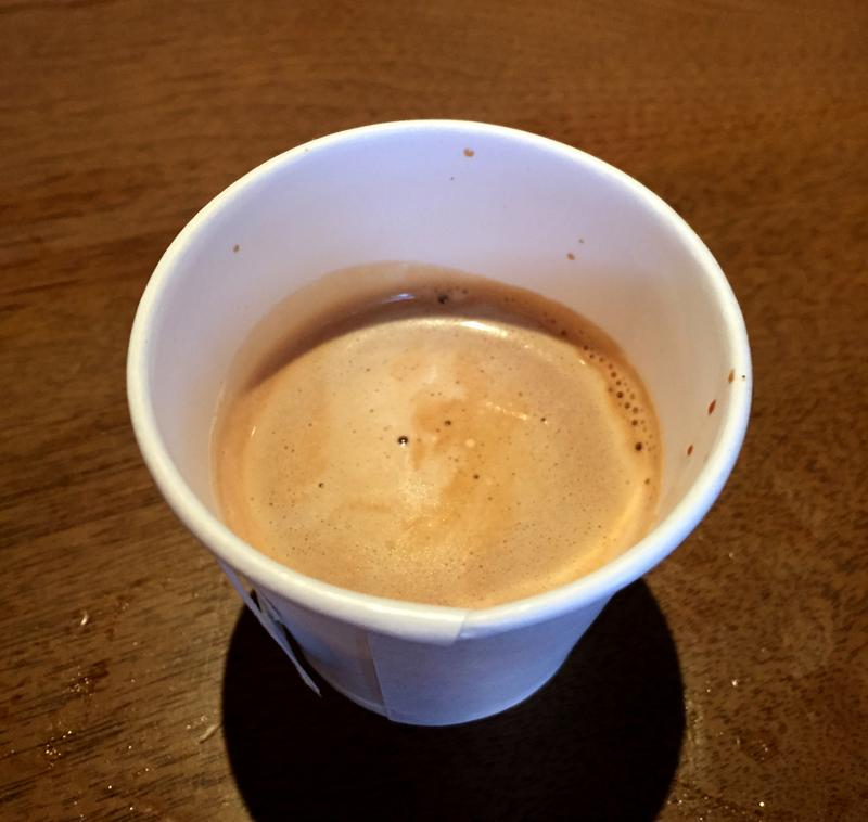 Cortadito Coffee