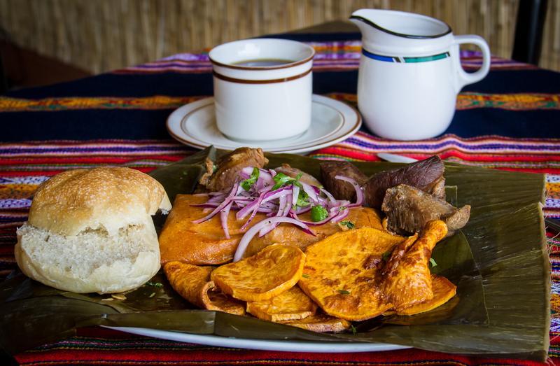 Desayuno Peruano