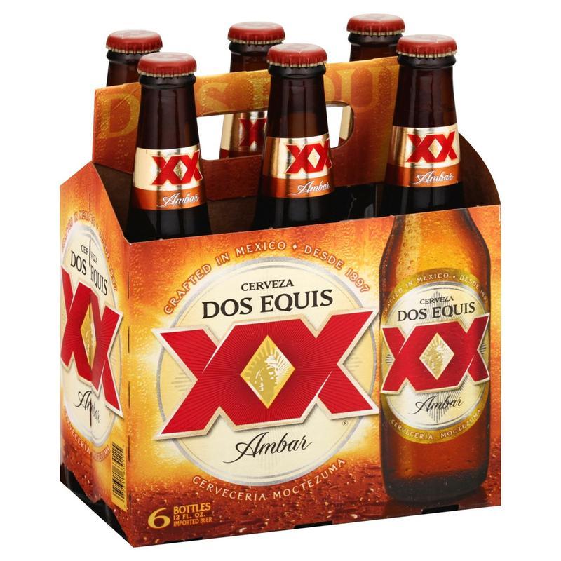 Dos Equis Ambar Beer