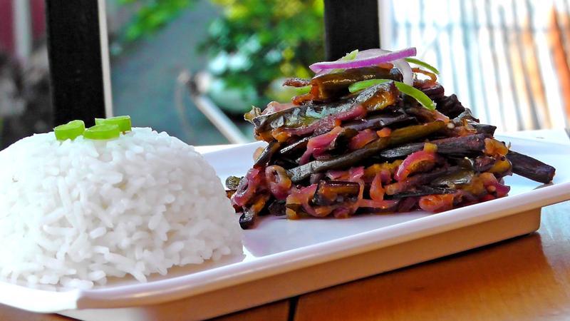 Eggplant Moju