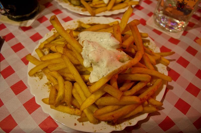 German Fries