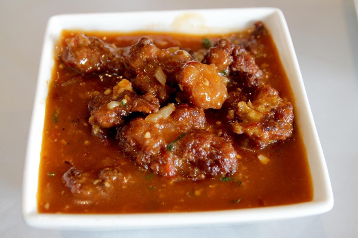 Gobi Manchurian Gravy