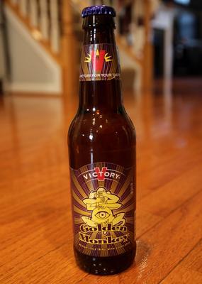 Golden Monkey Beer