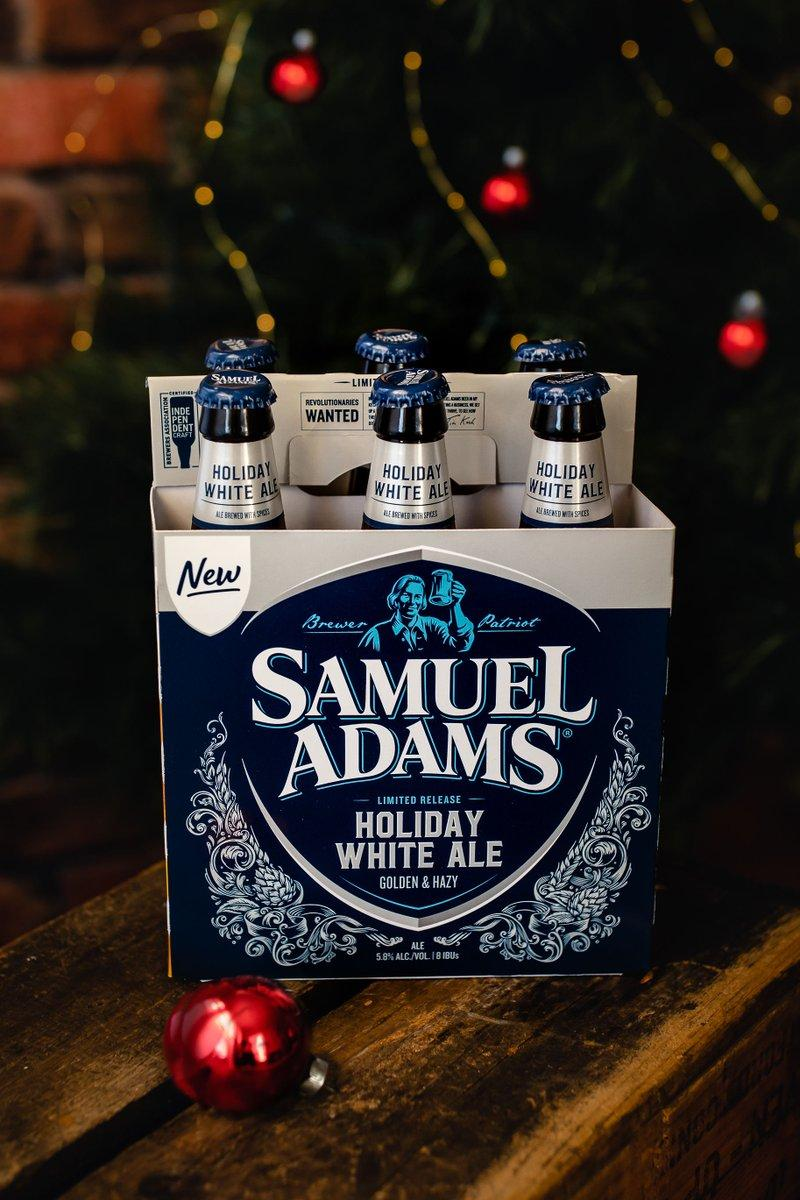 Holiday White Ale Beer