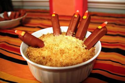 Hot Dog Fingers