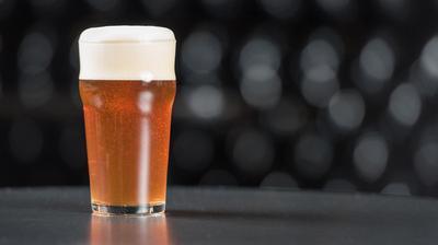 Imperial IPA Beer