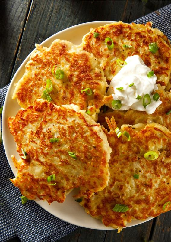 Jewish Potato Latke
