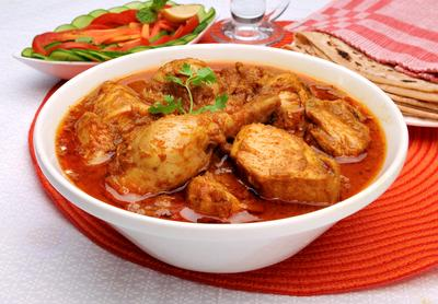 Kukul Mas Curry