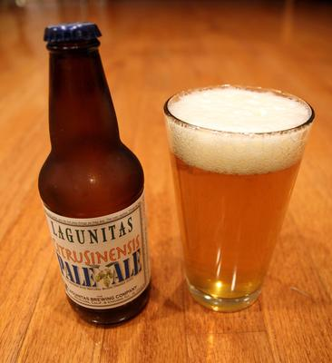 Lagunitas Citrusinensis Beer