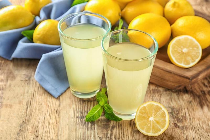 Lime And Date Juice