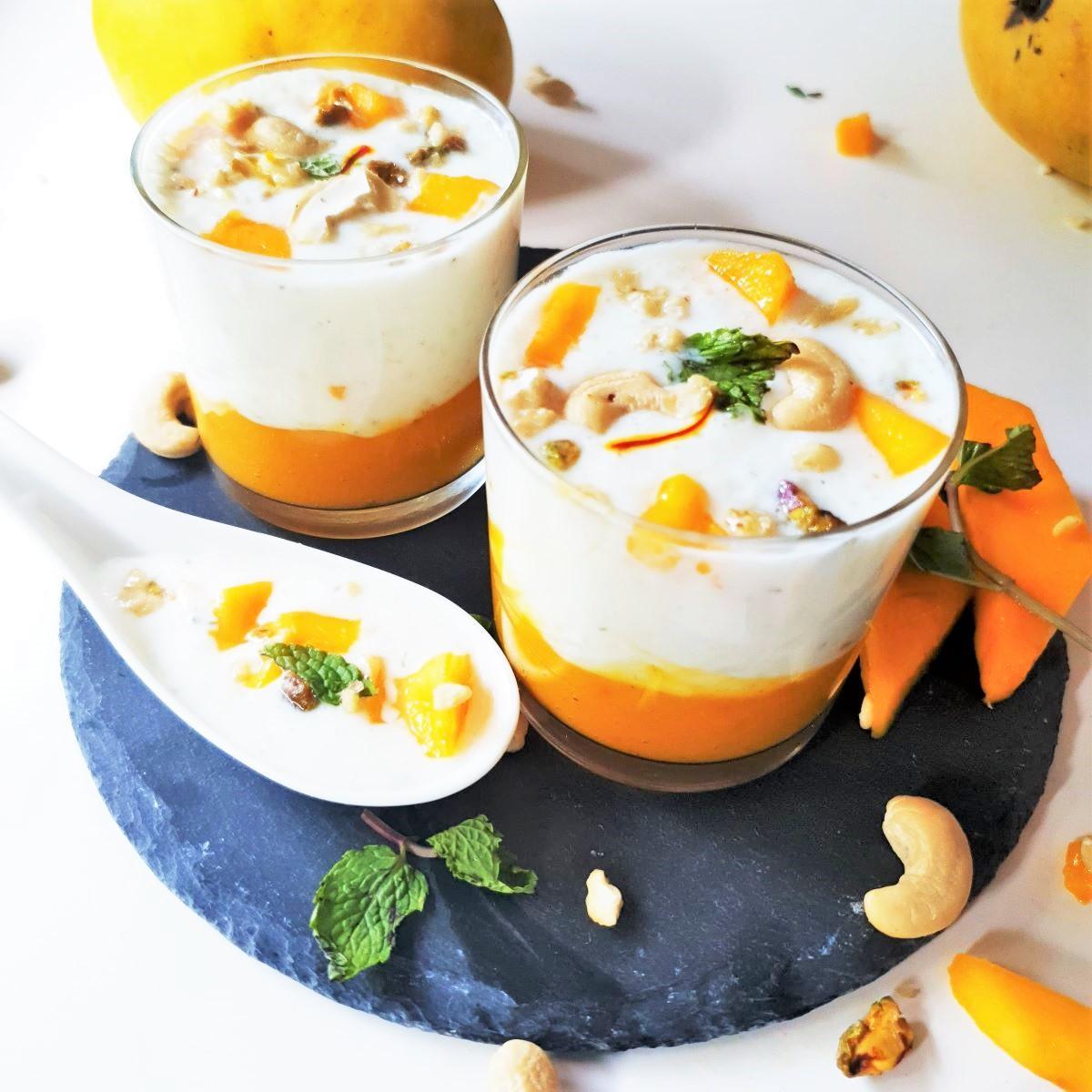 Mango Raita