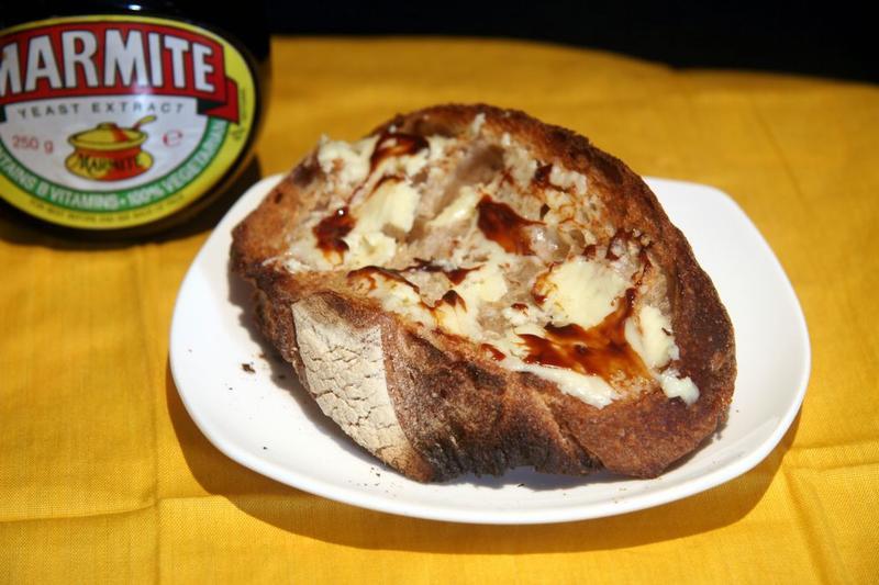 Marmite On Toast | English