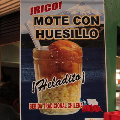 Mote Con Huesillo