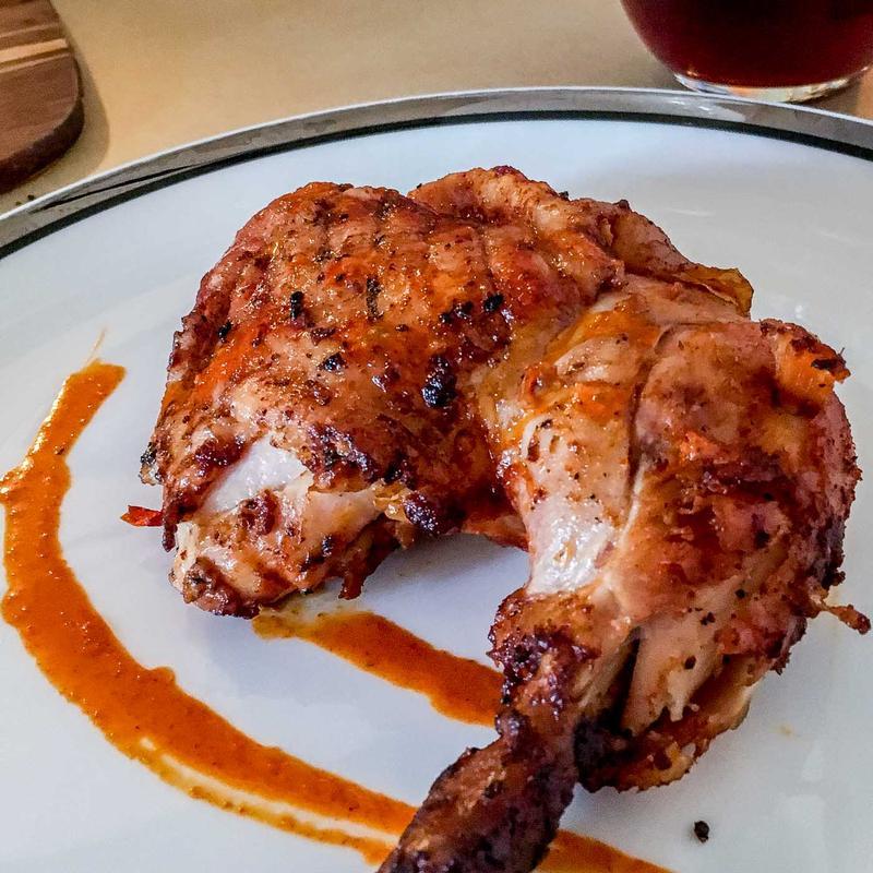 Mozambique Peri Peri Grill Chicken.