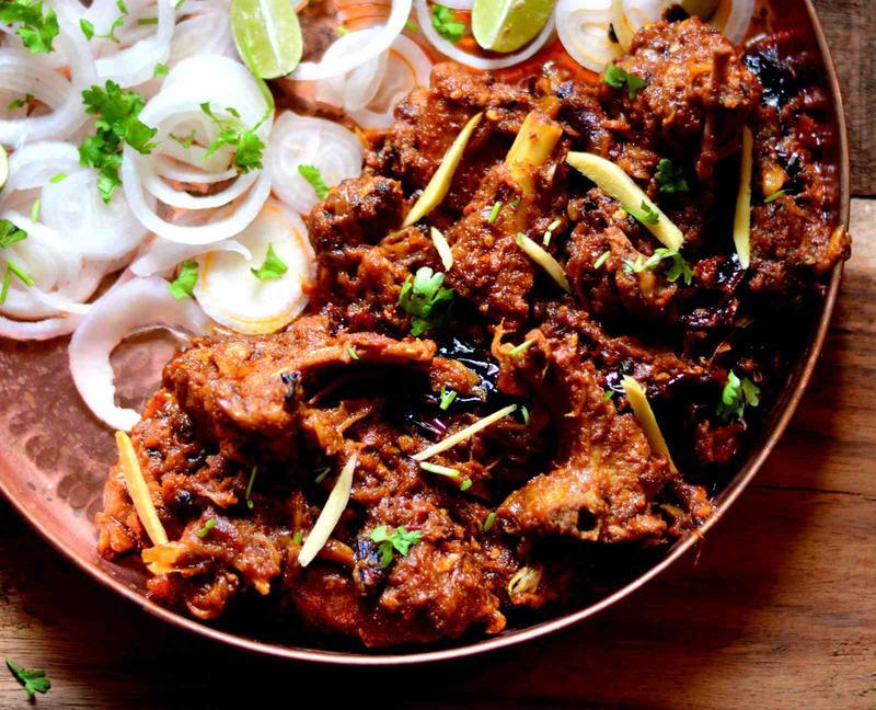 Mutton Bhuna