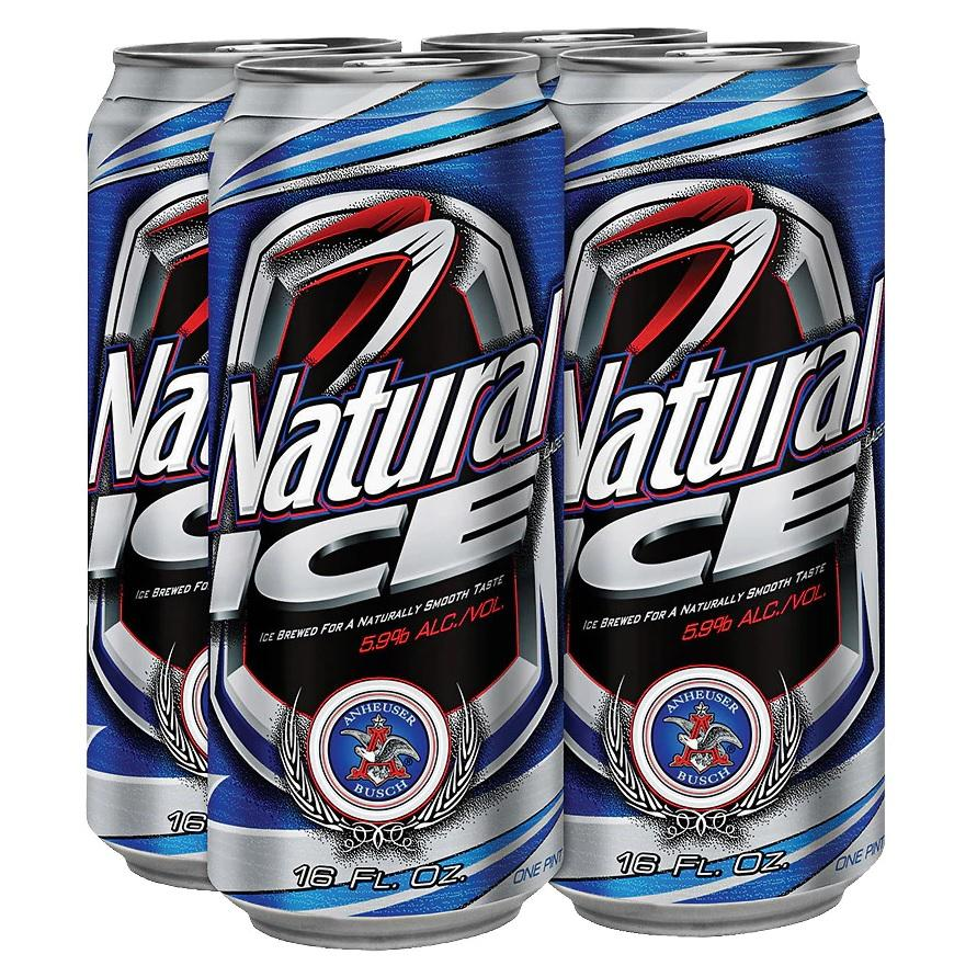 Natural Ice Beer