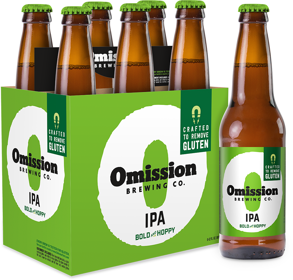 Omission IPA Beer
