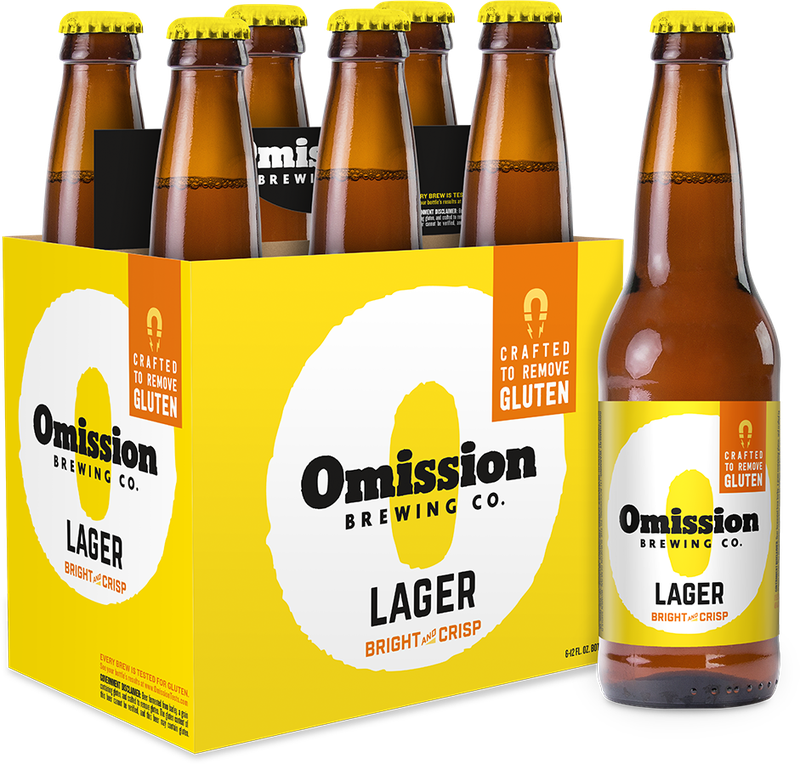 Omission Lager Beer