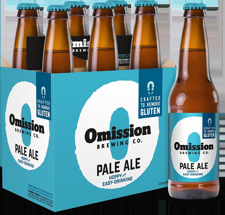 Omission Pale Ale Beer
