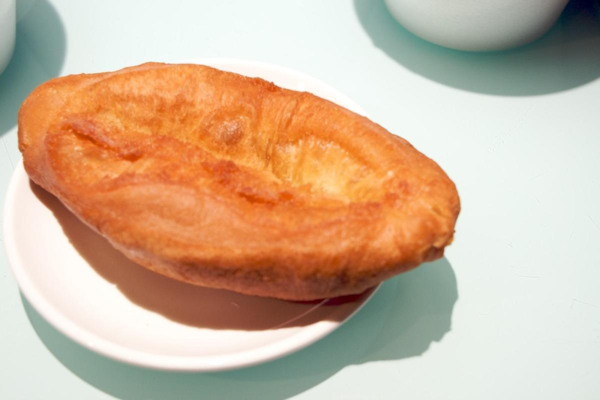 Ox-Tongue Pastry