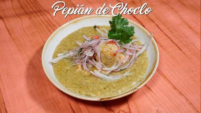 Pepian De Choclo