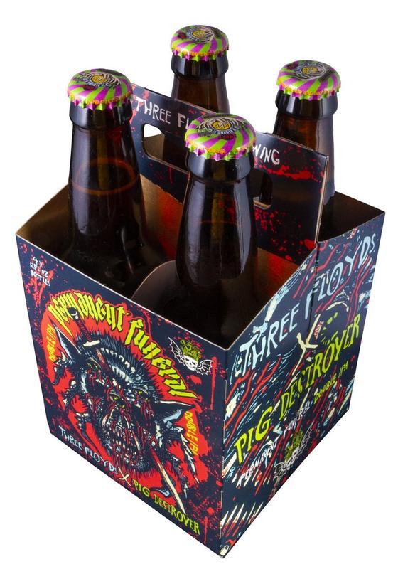 Permanent Funeral Beer