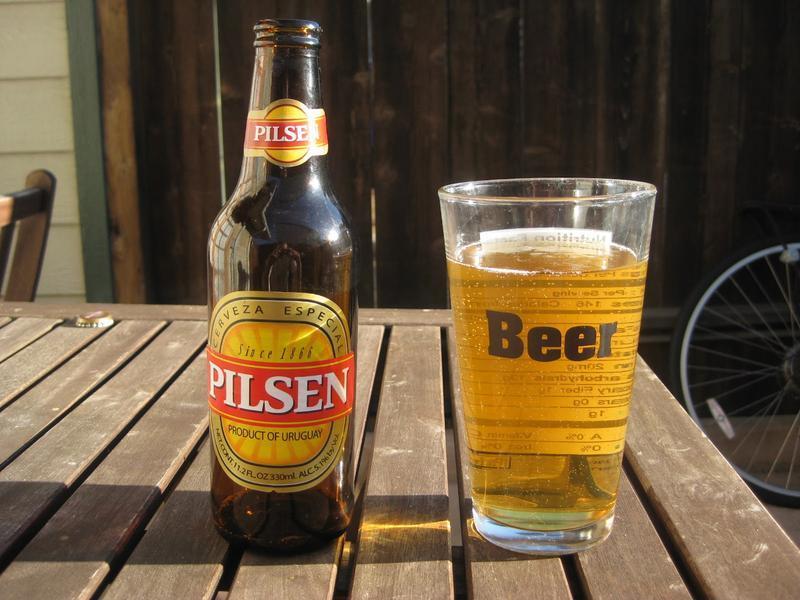 Pilsen Beer
