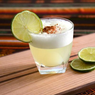 Pisco Sour Cocktail