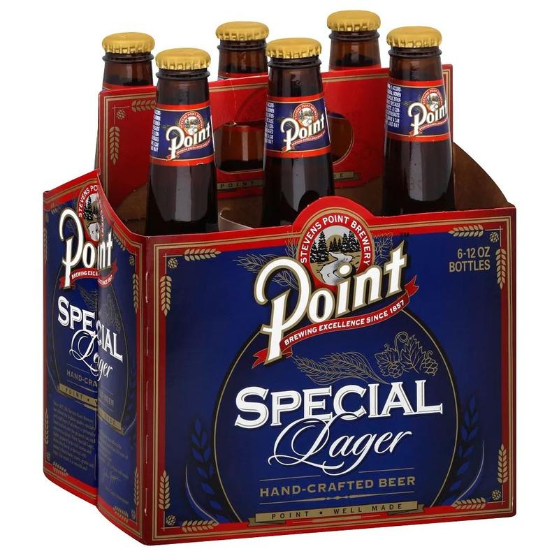 Point Special Beer