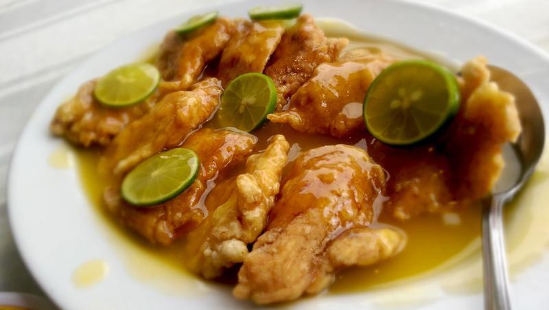 Pollo Limon Kay